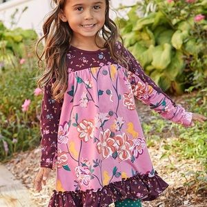 Matilda Jane fresh cut flowers dress